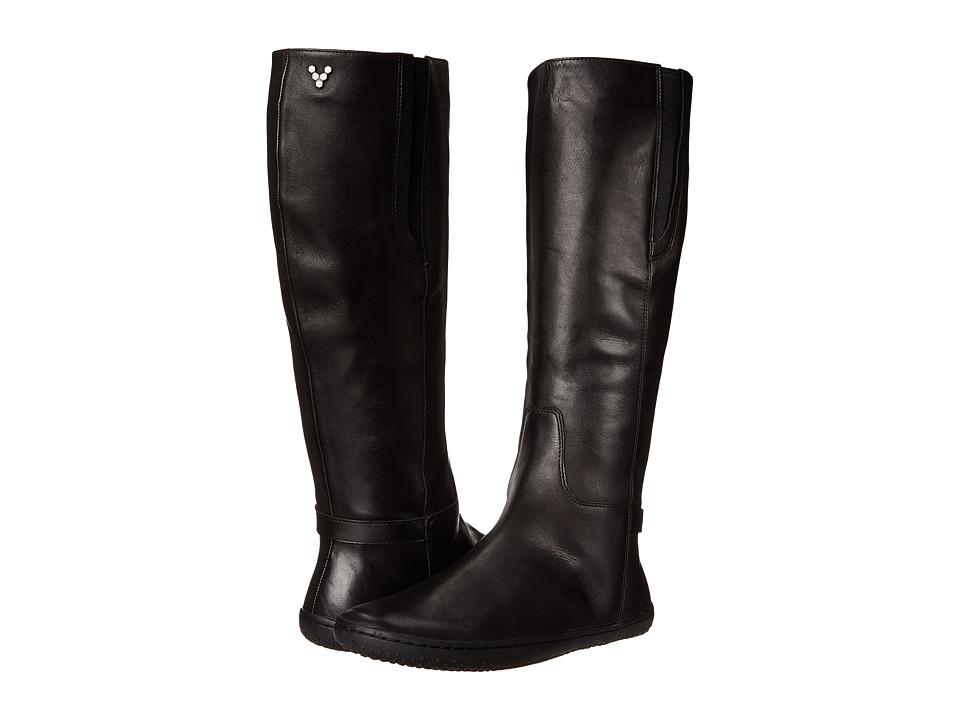 Vivobarefoot - Grace (Black) Women's Dress Boots