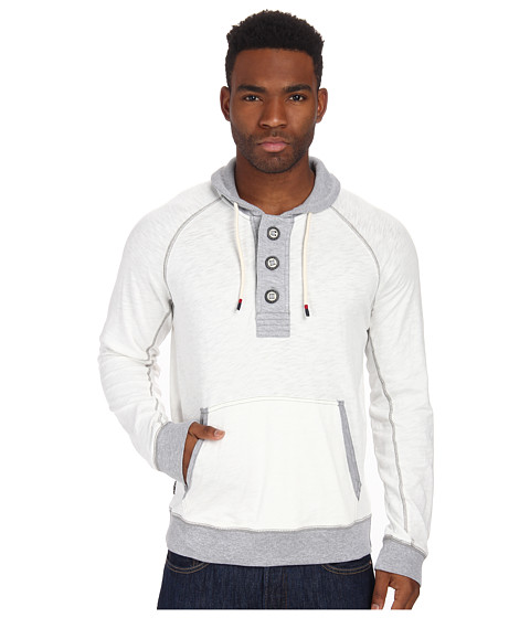 Howe - Storm Rider Knit Pullover (Bone) Men's Long Sleeve Pullover