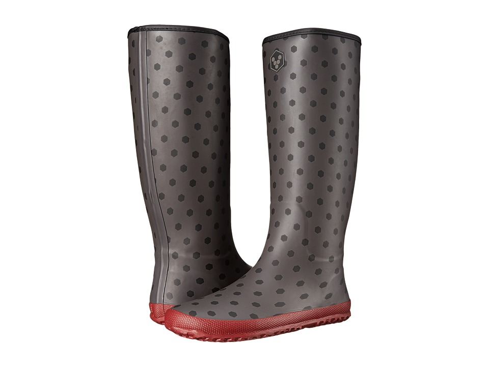 Vivobarefoot - Waterloo (Black Dot Print) Women's Boots