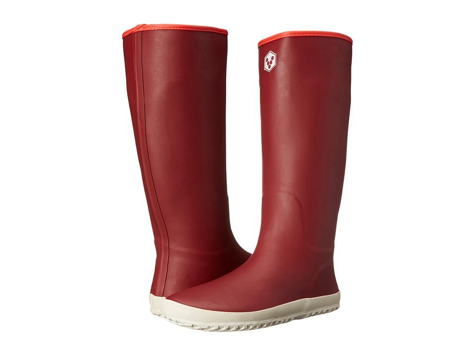 Vivobarefoot - Waterloo (Rosewood) Women's Boots