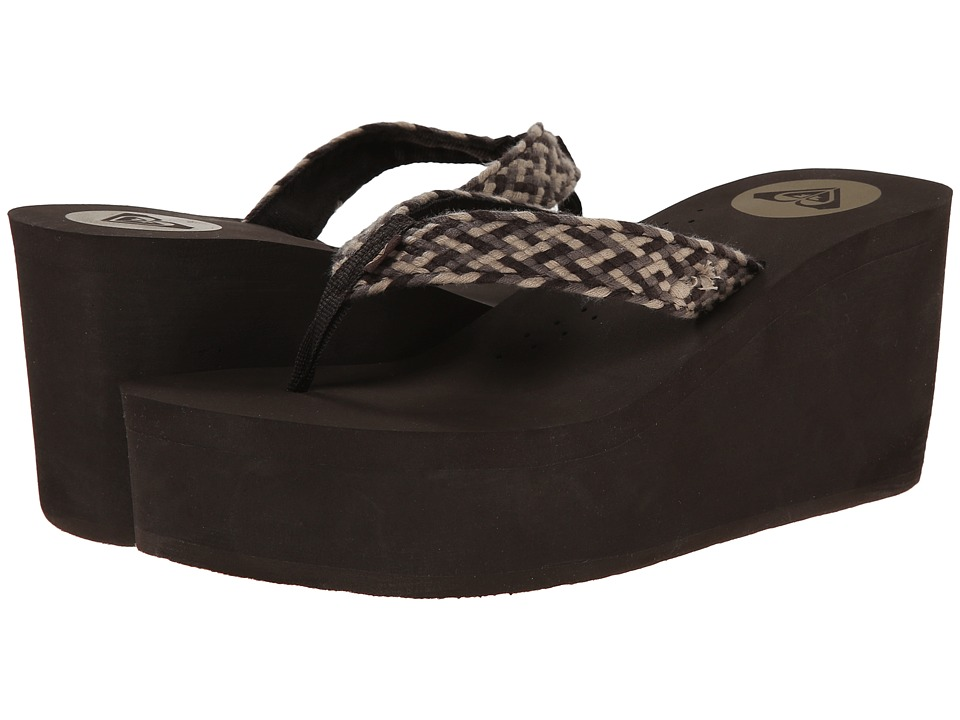 Roxy - Havana Sandals (Chocolate) Women