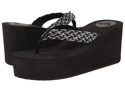 Roxy - Havana Sandals (Black) Women