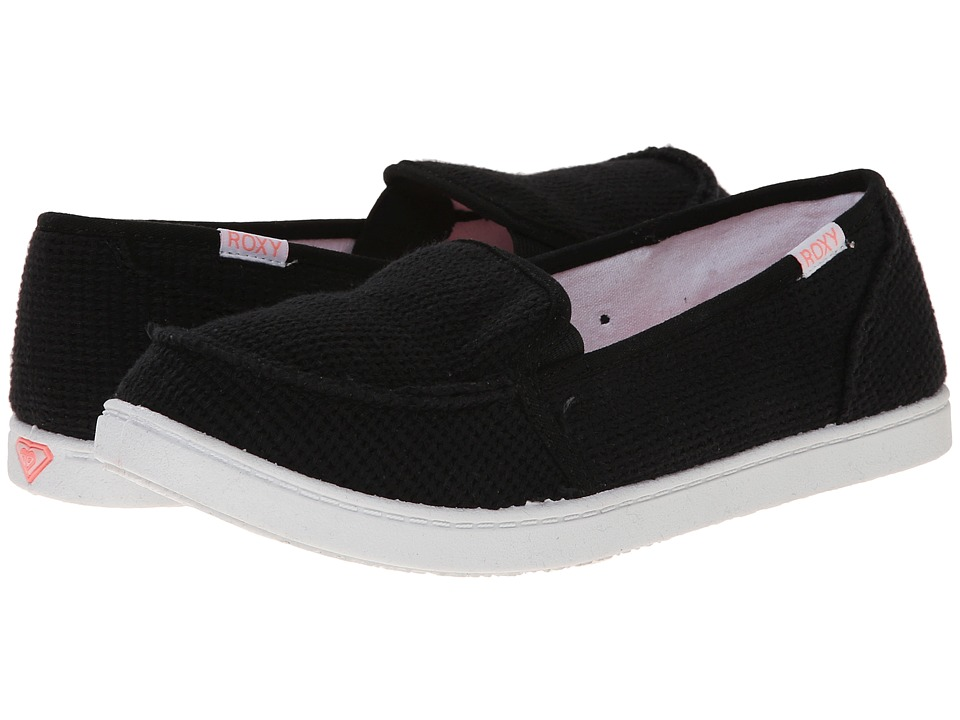 Roxy - Lido III (Black) Women's Slip on Shoes