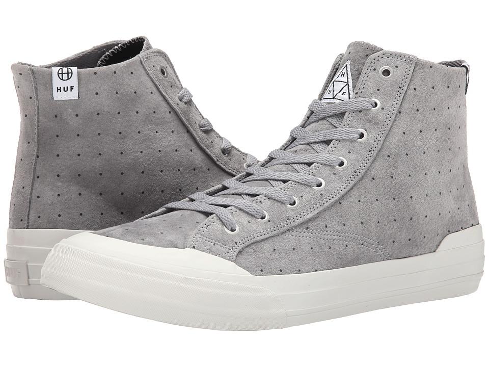 HUF - Classic Hi (Gray Dot) Men's Skate Shoes