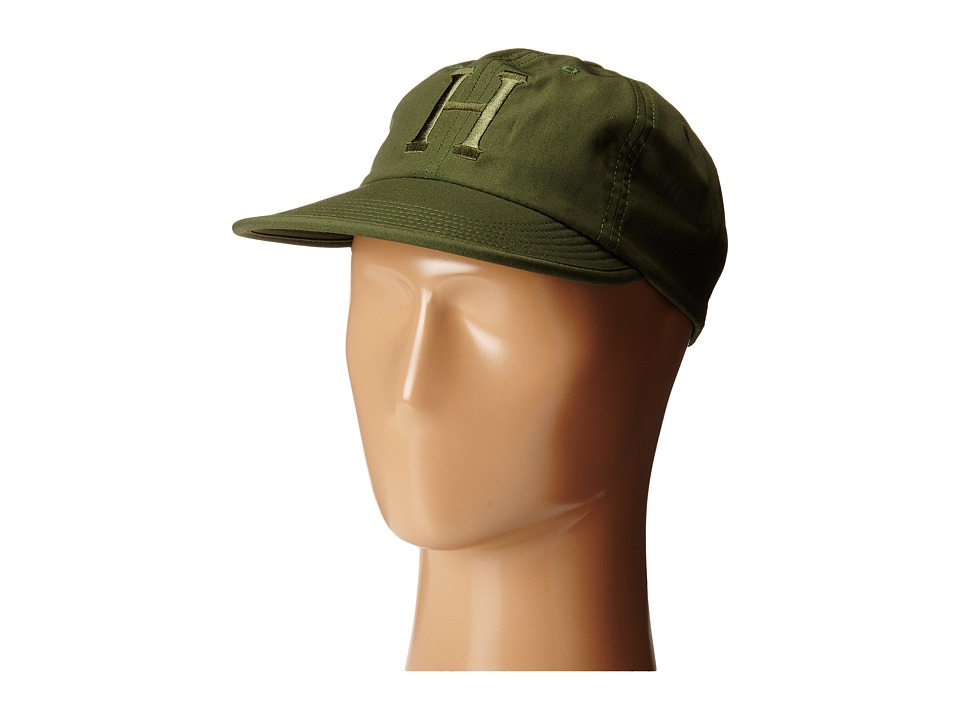 HUF - Formless Classic H 6 Panel (Olive) Caps