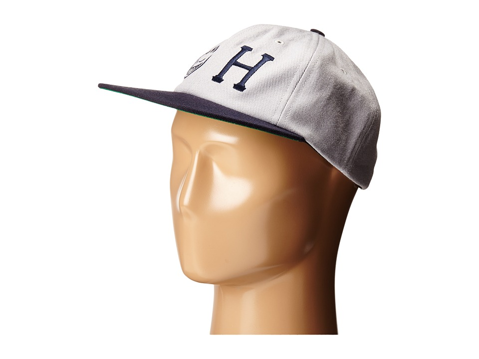 HUF - Huf X Spitfire 6 Panel (Grey) Caps