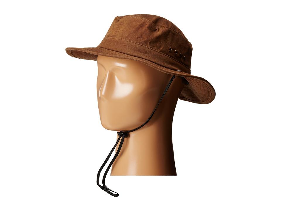 HUF - Waxed Jungle Hat (Tobacco) Caps