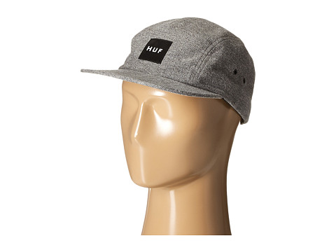 HUF - Melange Volley (Grey Heather) Caps