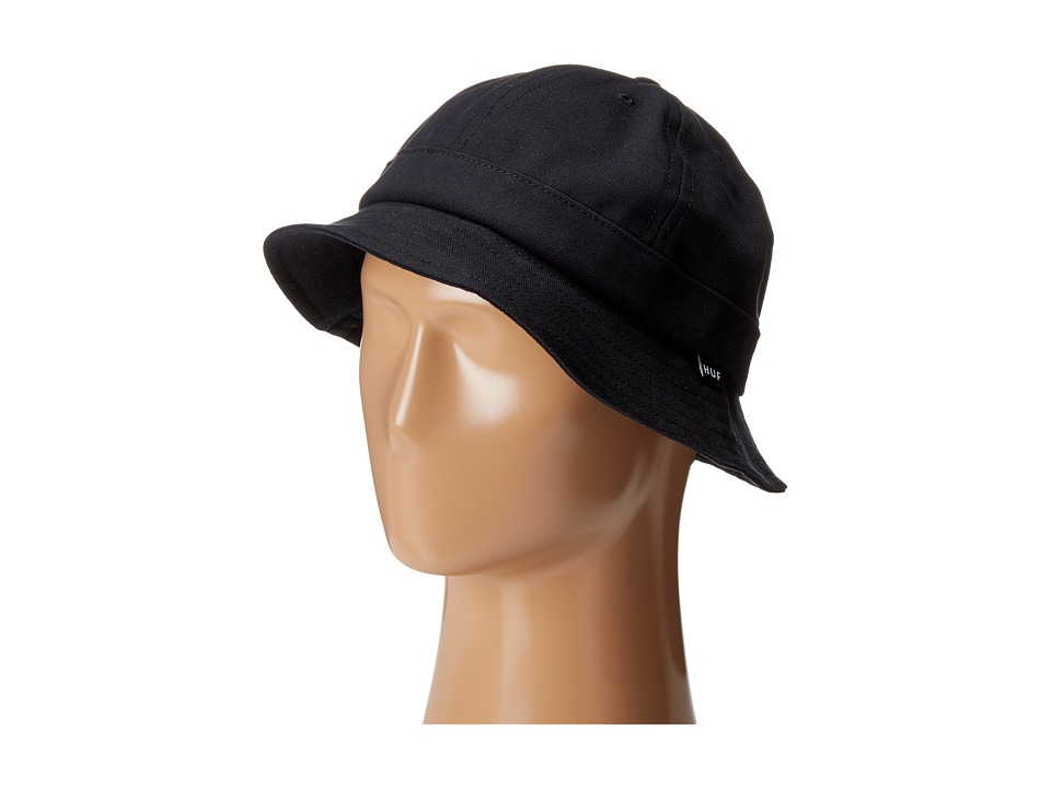 HUF - DWR Bell Hat (Black) Caps