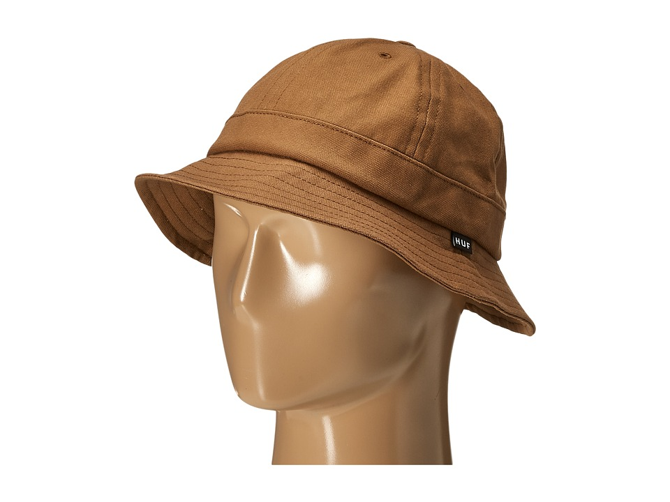HUF - DWR Bell Hat (Brown) Caps