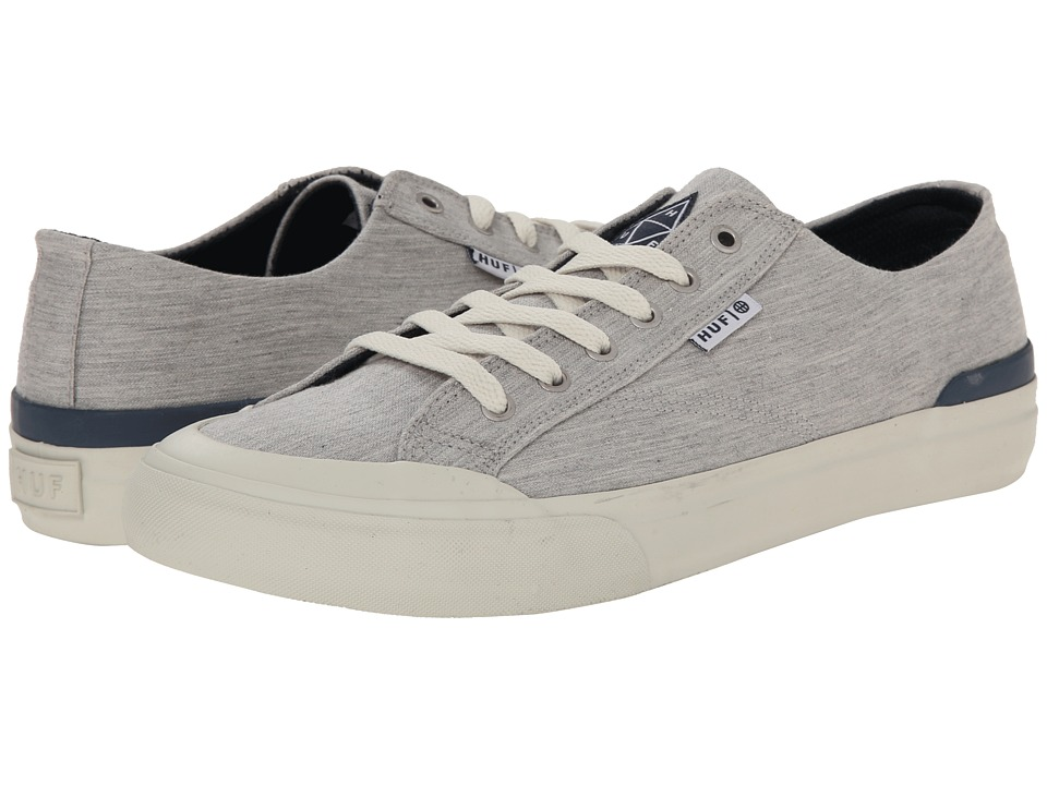 HUF - Classic Lo (Gray Heather) Men's Skate Shoes