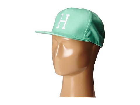 HUF - Classic H Snapback (Aloe) Caps
