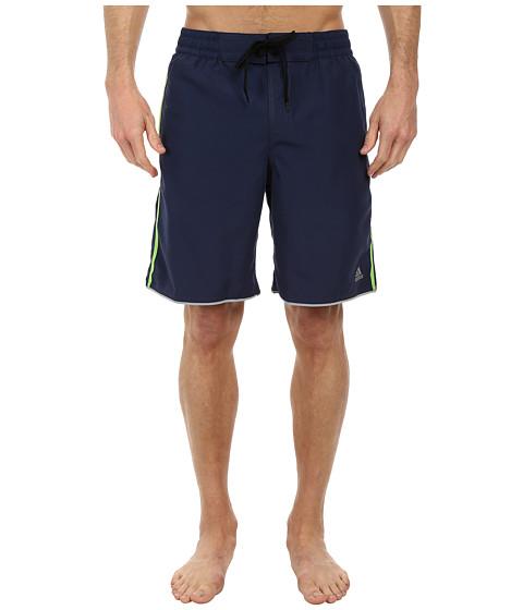 adidas - Core Tech Volley Shorts (Navy) Men