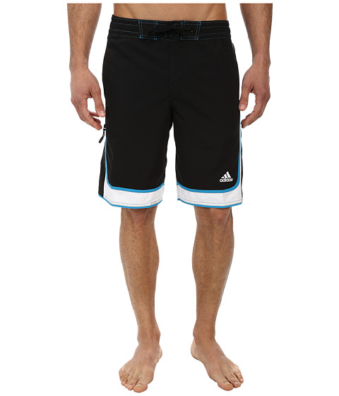 adidas - Jump Volley Shorts (Turquoise) Men