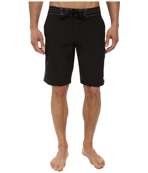 adidas - Tech A Boardshorts (Black) Men's Swimwear