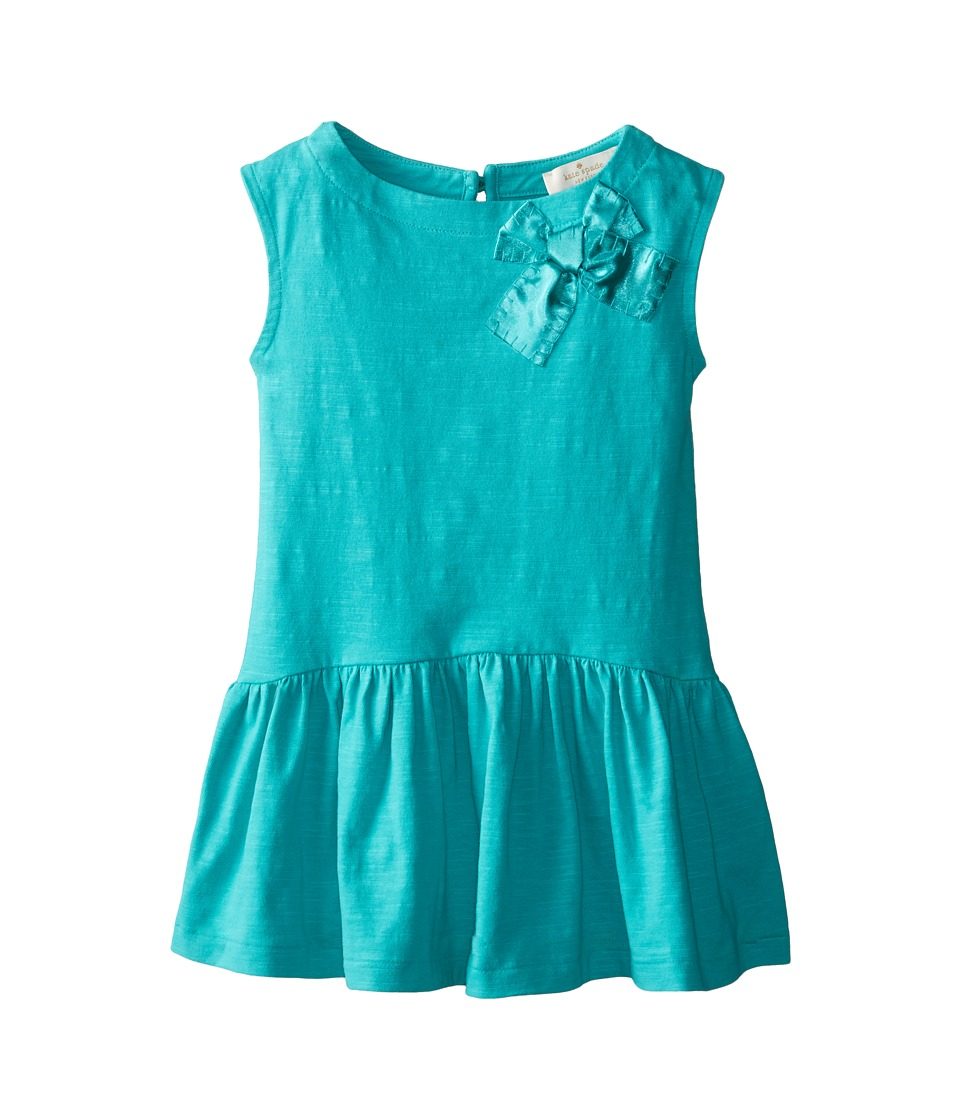 Kate Spade New York Kids - Drop Waist Dress (Toddler/Little Kids) (Island Blue) Girl's Dress
