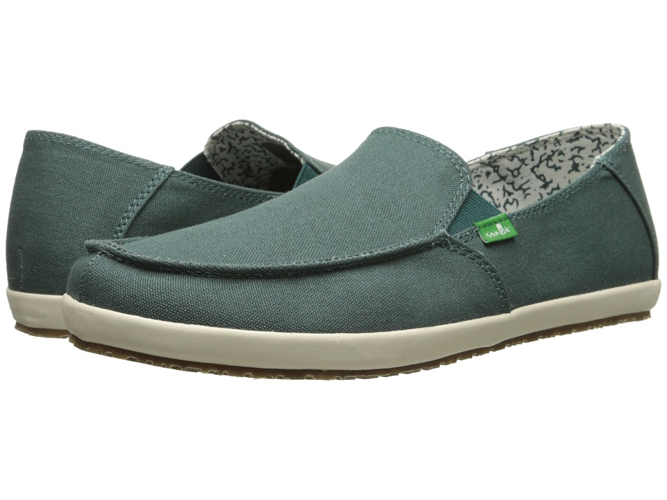 Sanuk - Casa (Mallard) Men's Shoes