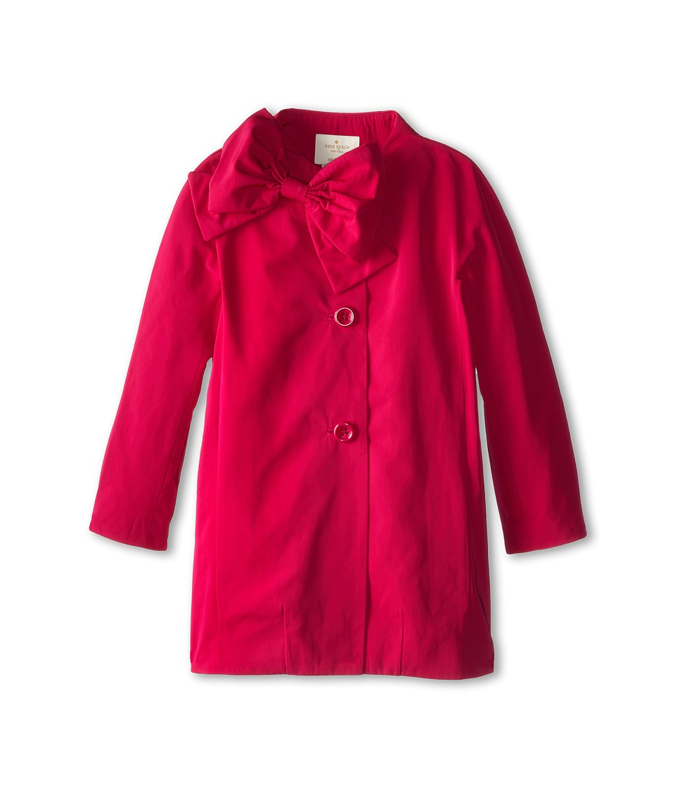 Kate Spade New York Kids - Dorothy Jacket (Big Kids) (Sweetheart Pink) Girl's Coat