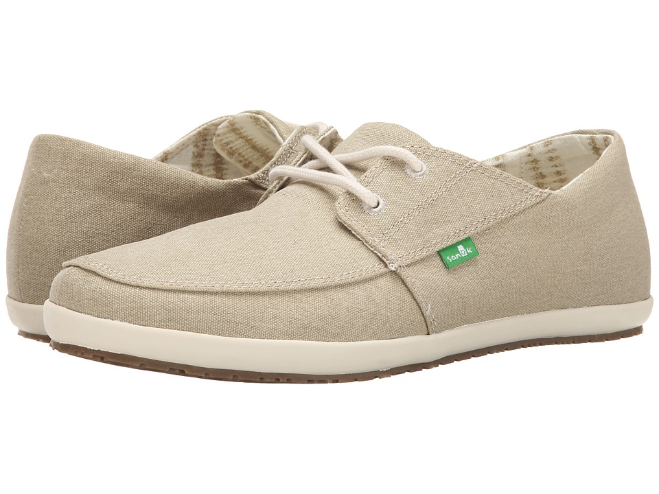 Sanuk - Knock Out (Natural Washed) Men
