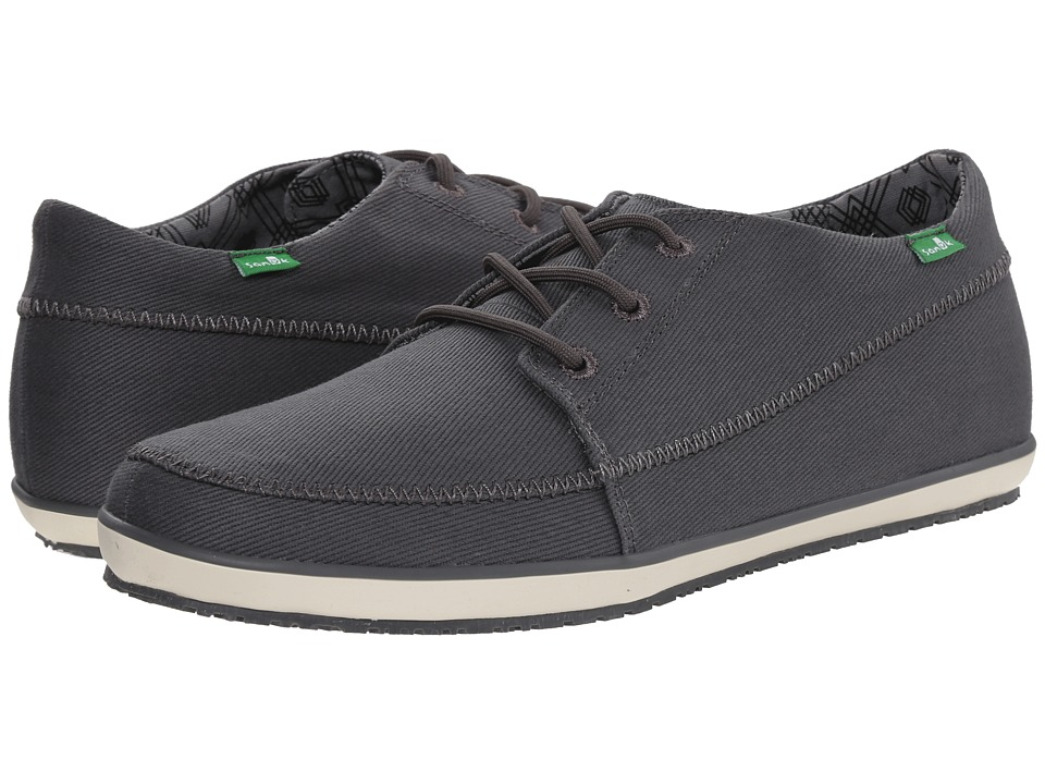 Sanuk - Cassius (Charcoal) Men