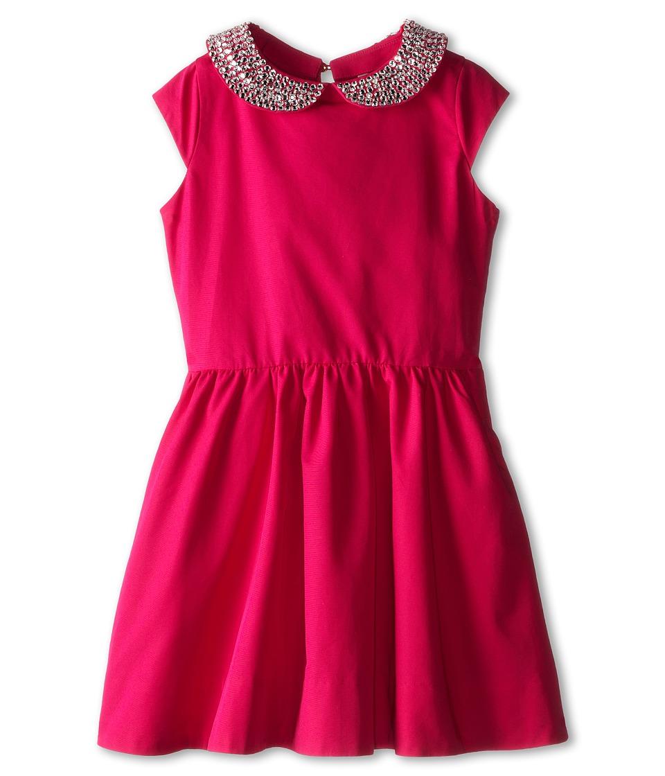 Kate Spade New York Kids - Kimberly Dress (Big Kids) (Sweetheart Pink) Girl's Dress