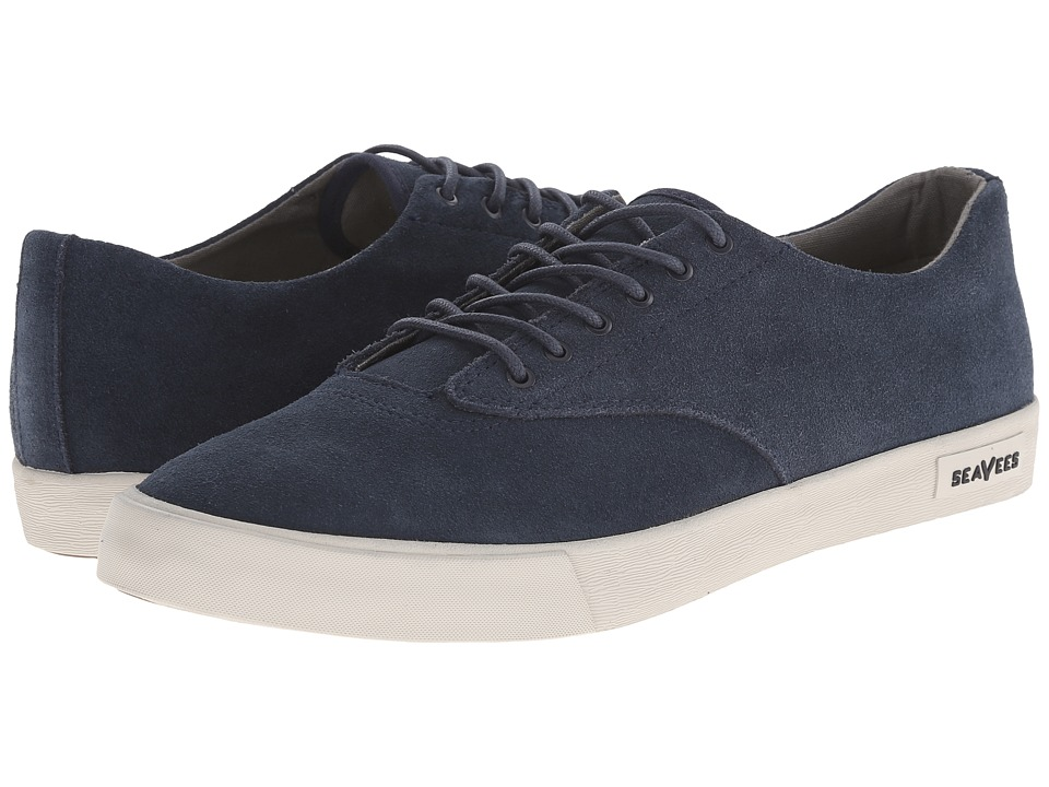 SeaVees - 08/63 Hermosa Plimsoll Dharma (Dark Navy) Men's Shoes