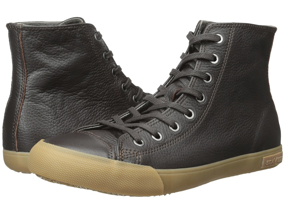 SeaVees - 08/61 Army Issue High Dharma (Espresso) Men's Shoes