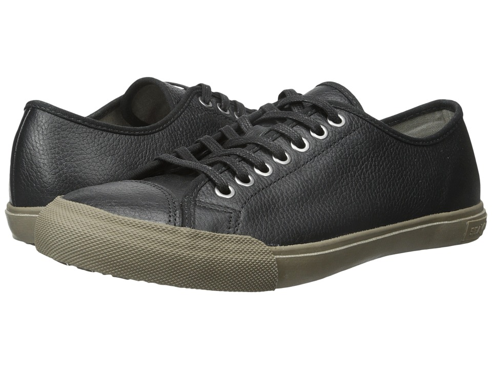 SeaVees - 08/61 Army Issue Low Dharma (Black) Men's Shoes