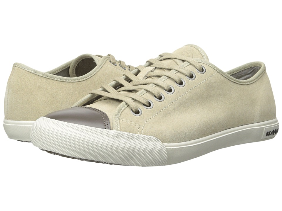 SeaVees - 08/61 Army Issue Low Dharma (Taupe) Men's Shoes
