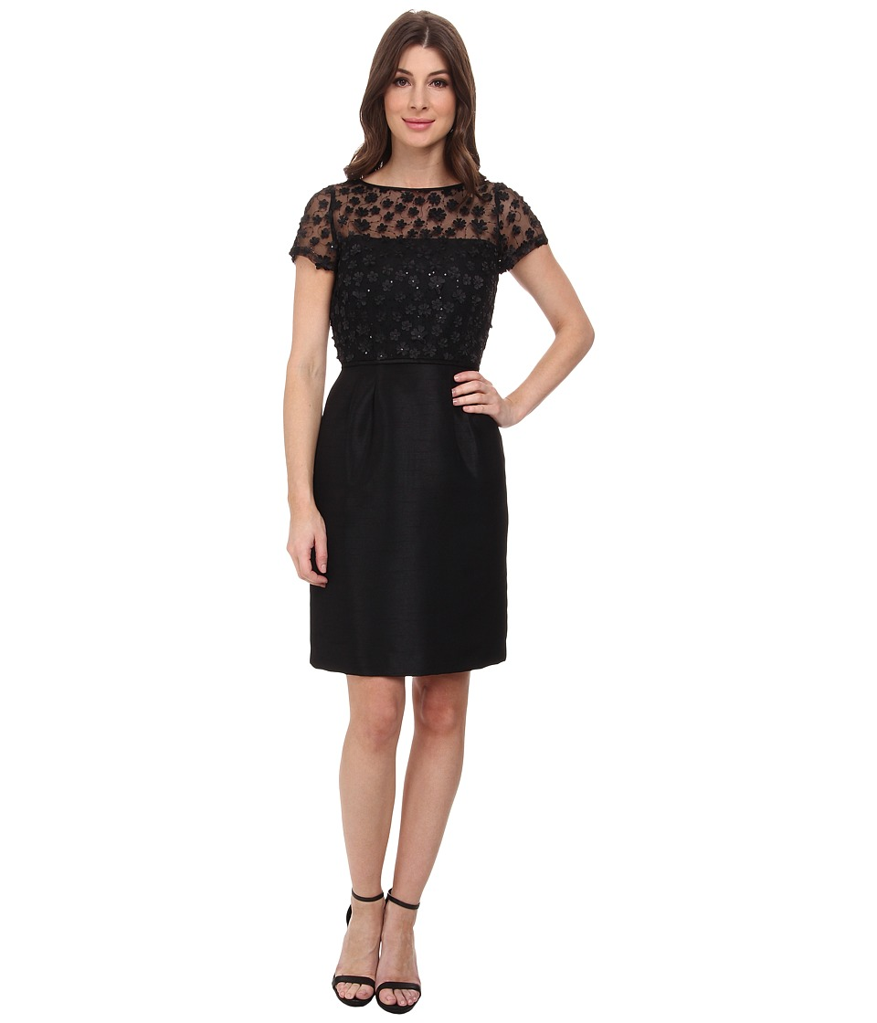 Tahari by ASL - Valerie - E Dress (Black) Women's Dress