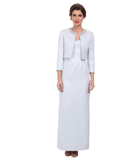 Tahari by ASL - Tori - P Dress (Ice Blue) Women's Dress