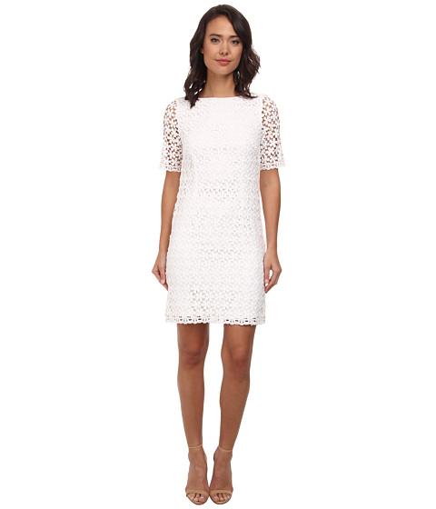 Tahari by ASL - Irene - B Dress (White) Women