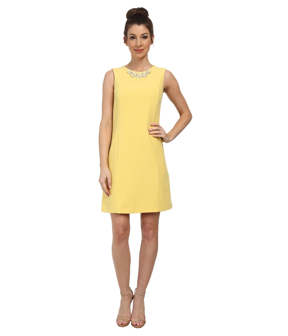 Tahari by ASL - Kellianne - Q Dress (Yellow) Women's Dress