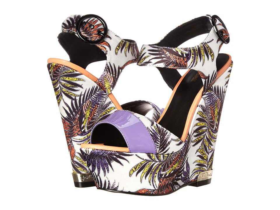 Just Cavalli - S13WP0092 (White Variant) Women's Sandals