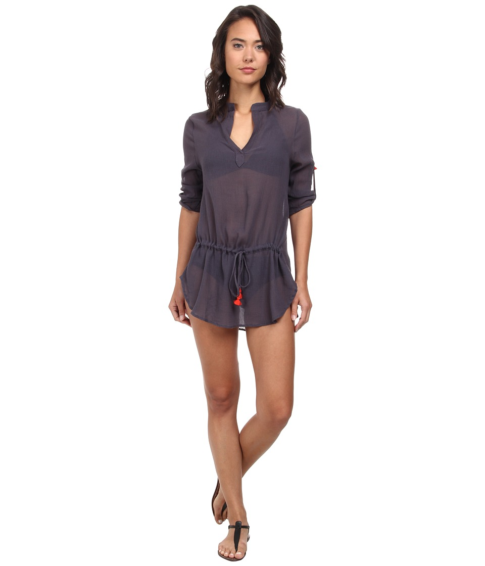 Eberjey - Summer Of Love Parker Cover-Up (Lead) Women