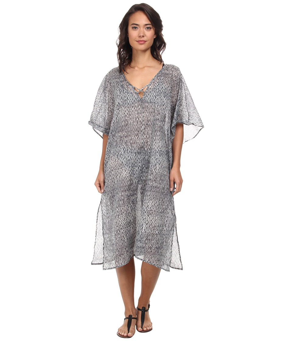 Eberjey - Nirvana Tunic Cover-Up (Lead) Women's Swimwear