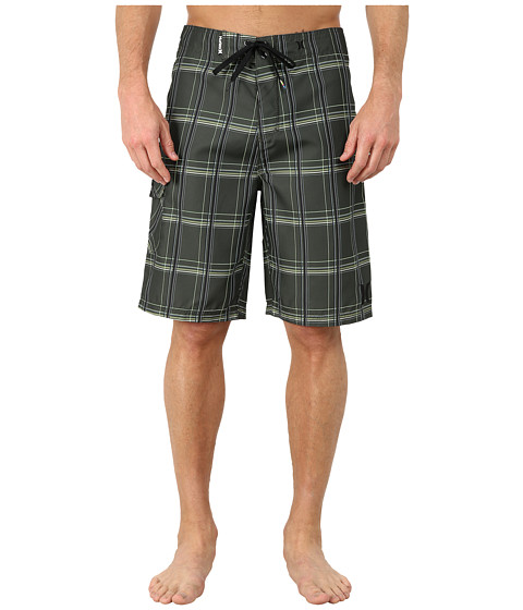 Hurley - Puerto Rico Boardshort (Carbon Green) Men