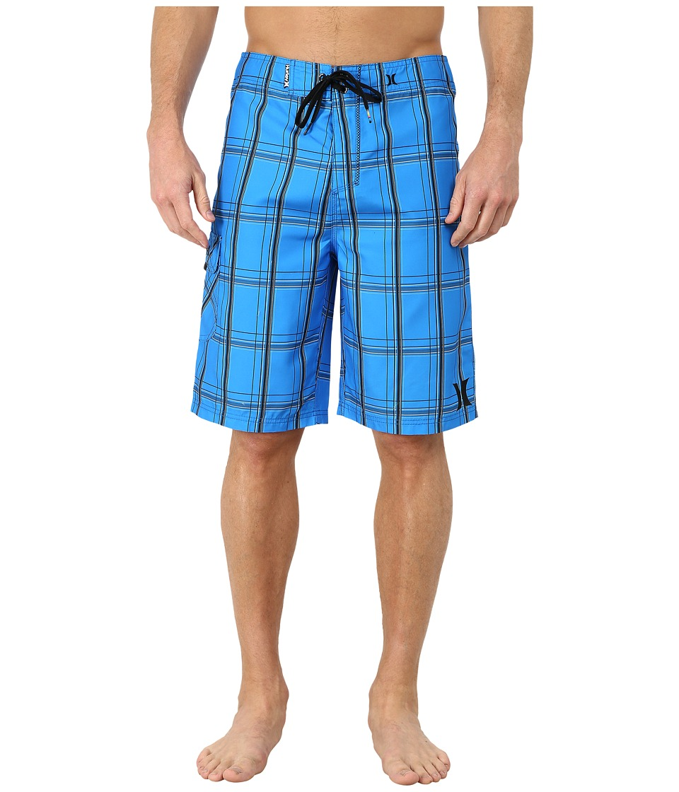 Hurley - Puerto Rico Boardshort (Photo Blue) Men
