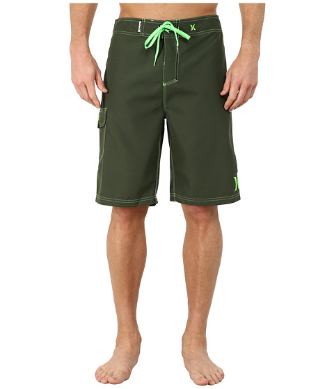 Hurley - One Only Boardshort 22 (Carbon Green) Men