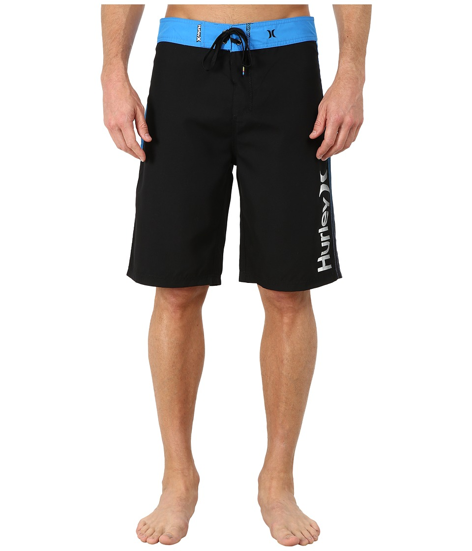Hurley - Flight Core 3 22 Boardshorts (Black) Men