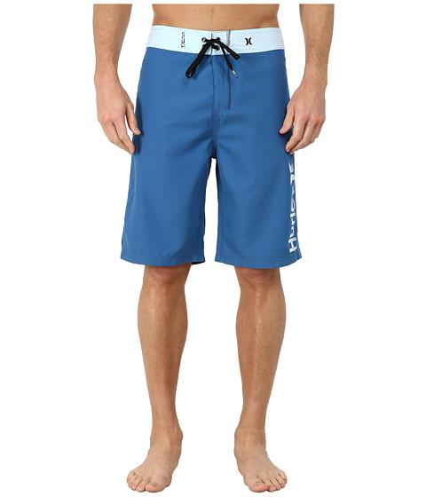 Hurley - Flight Core 3 22 Boardshorts (Brigade Blue) Men