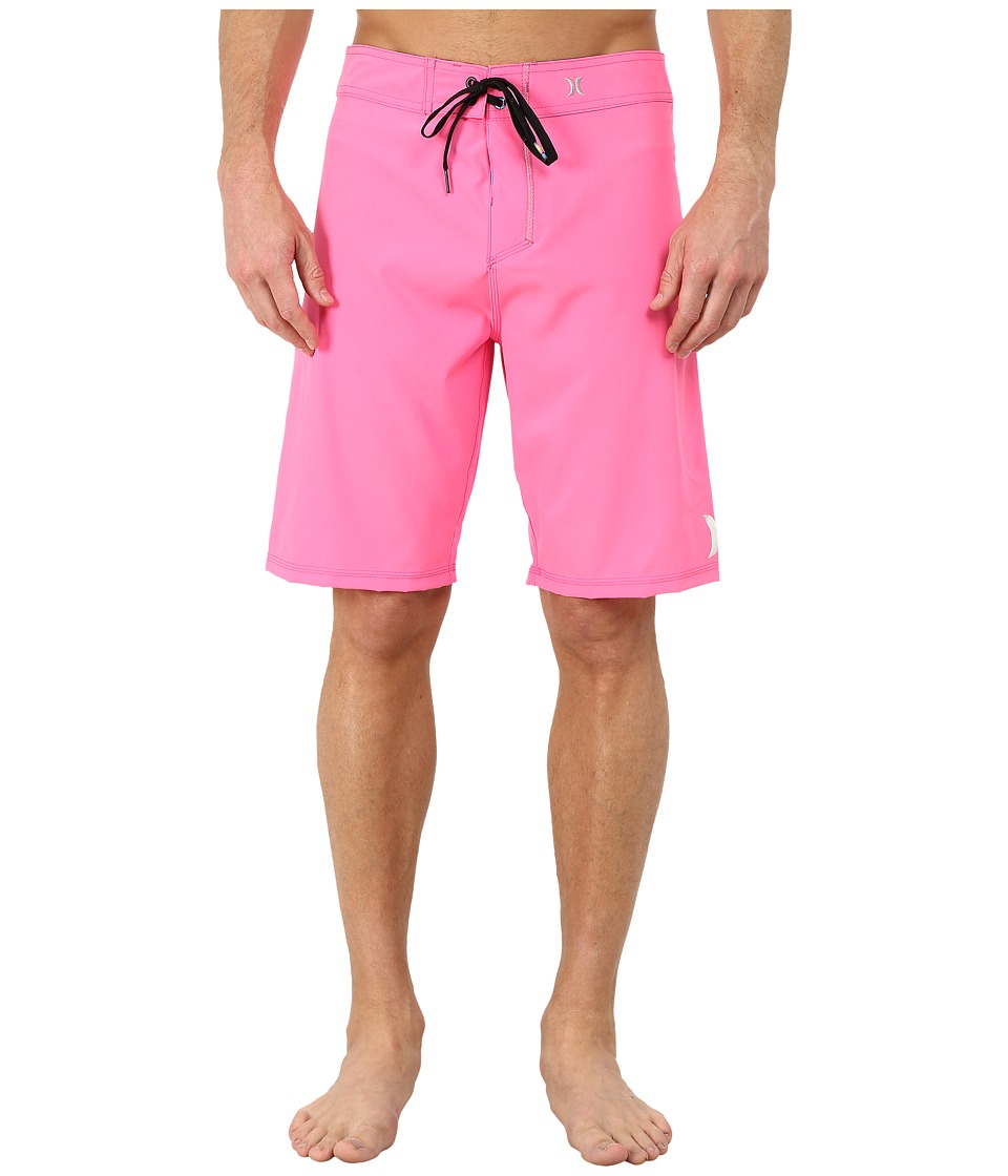 Hurley - Phantom One Only Boardshort (Neon Pink) Men's Swimwear