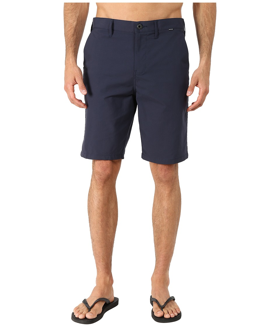 Hurley - Dri-FIT Chino Walkshort (Dark Obsidian) Men's Shorts