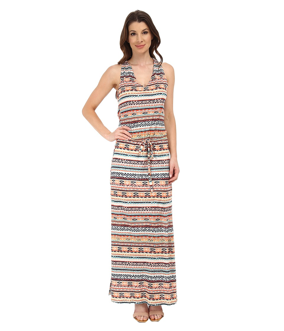 Michael Stars - Tribal Print Maxi Dress (Multi) Women's Dress