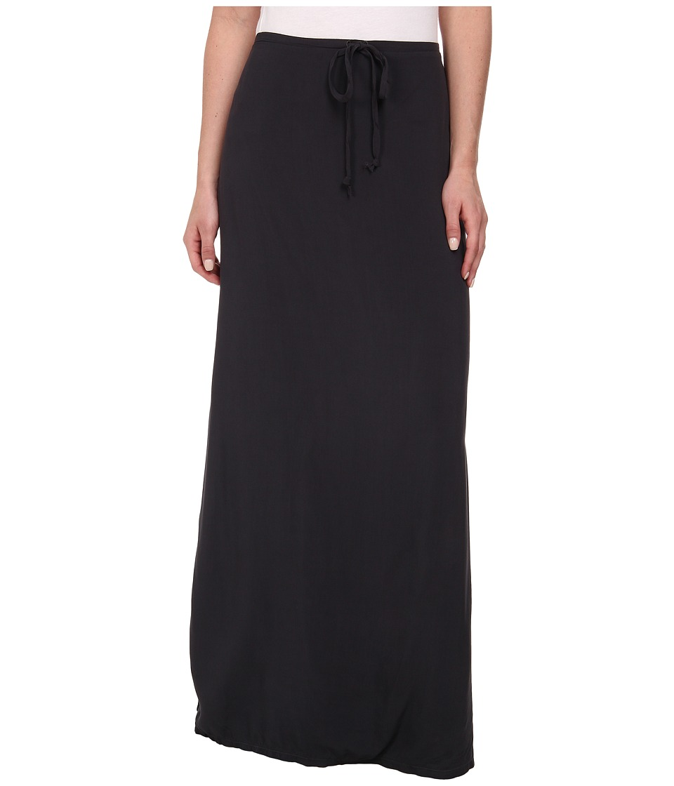 Michael Stars - Modern Rayon Drawstring Maxi Skirt (Oxide) Women's Skirt
