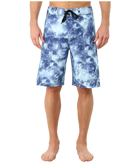 Hurley - Force Core 3 22 Boardshorts (Brigade Blue) Men's Swimwear