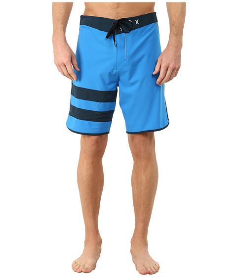 Hurley - Block Party Solid Phantom Boardshort (Photo Blue) Men