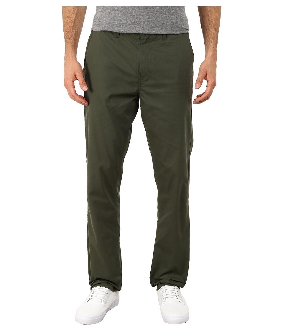 Hurley - Dri-FIT Chino Pant (Carbon Green) Men's Casual Pants