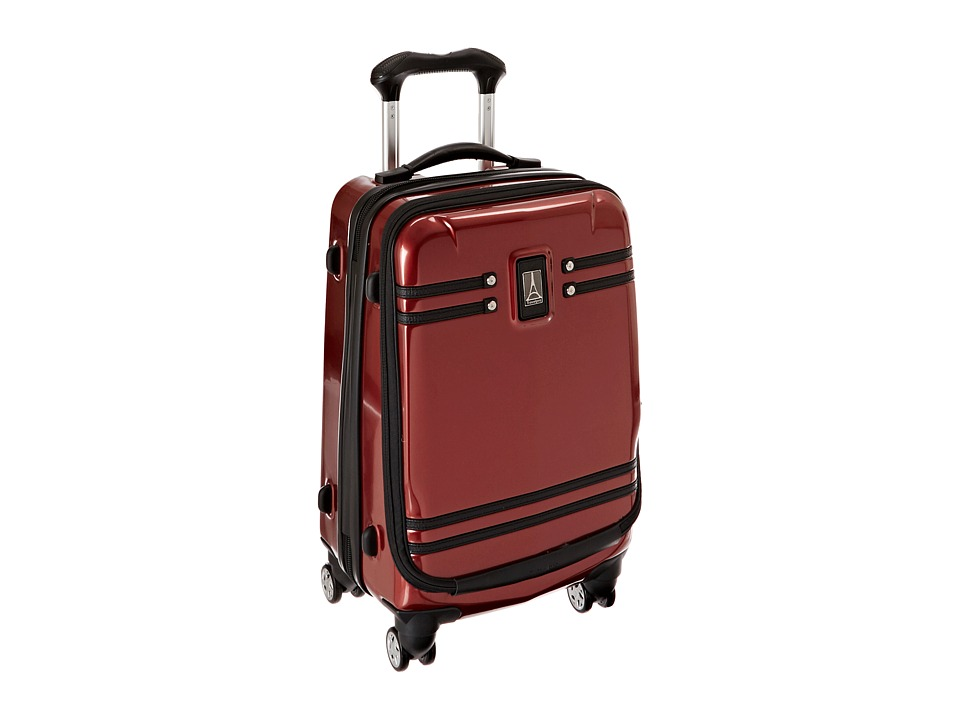 Travelpro - Crew 10 Hardside 19 Business Plus Spinner (Merlot) Luggage
