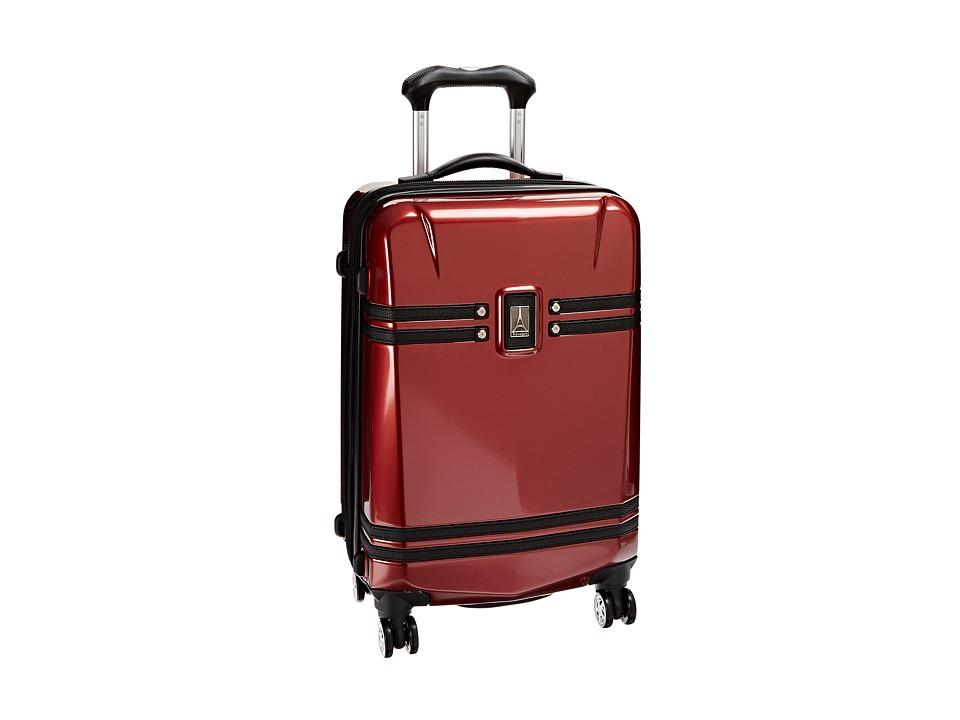 Travelpro - Crew 10 Hardside 21 Expandable Spinner (Merlot) Luggage